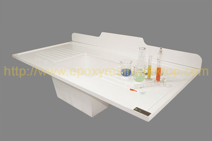 Acid And Alkali Resistance Laboratory Benches Thickness Stability